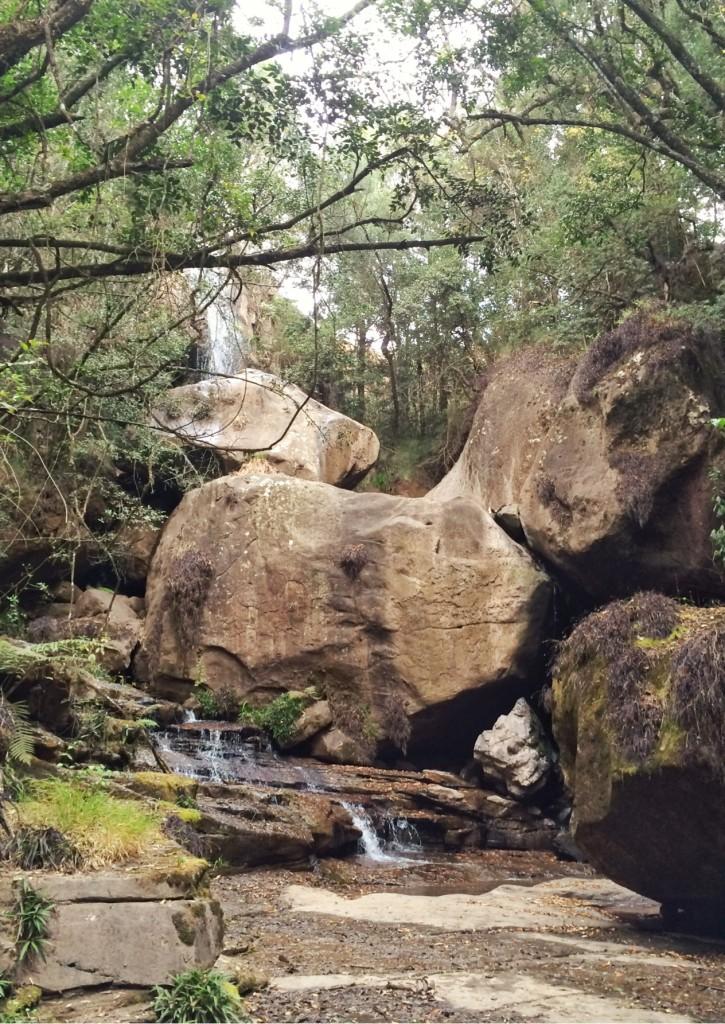 waterfall-drakensberg-hike