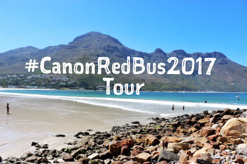 Canon Red Bus Tour with Cameraland